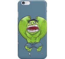 HULK SMASH!! iPhone Case/Skin