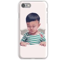 Angel Lee Daebak / Lee Si An (Return of Superman)  iPhone Case/Skin