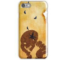 Tattered iPhone Case/Skin