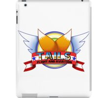 Tails Flight & Aviation iPad Case/Skin
