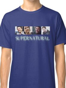Supernatural Boys Classic T-Shirt