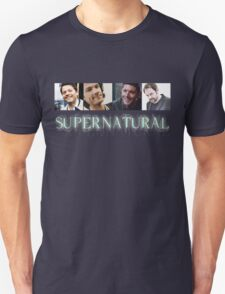 Supernatural Boys Unisex T-Shirt