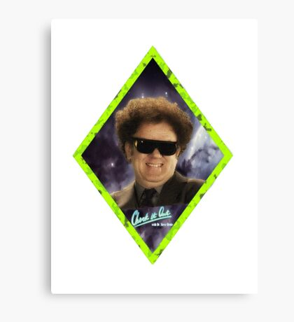 Space Age Steve Brule - Check it Out! Canvas Print