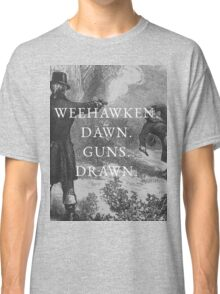 Your obedient servant, Classic T-Shirt