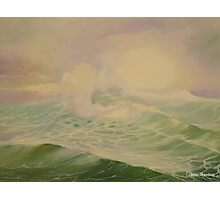 Ocean by Carrie Theroux Photographic Print