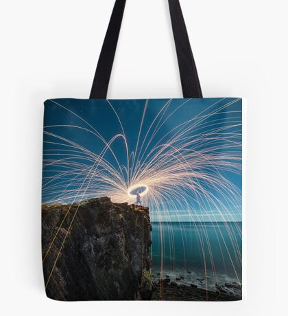 The last spin Tote Bag