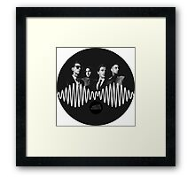 AM - Arctic Monkeys Framed Print