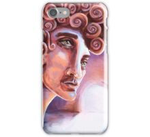 Surrealistic Face iPhone Case/Skin