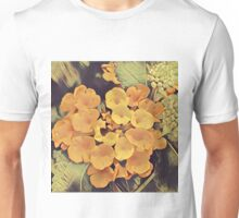 Peach Flower  Unisex T-Shirt