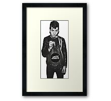 Mr. Turner Framed Print