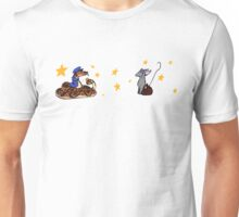 Snake Cop and Star Thief Rat Unisex T-Shirt