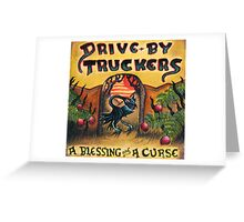 DRIVE BY TRUCKERS ALBUMS 2 Greeting Card