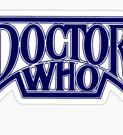 Doctor Who at the Pinnacle Sticker