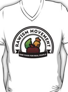 Vegan Vegetarian Rawish Movement T-Shirt
