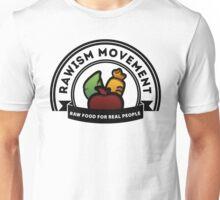 Vegan Vegetarian Rawish Movement Unisex T-Shirt