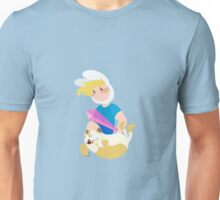 Fionna and Cake - Adventure time Unisex T-Shirt