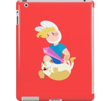 Fionna and Cake - Adventure time iPad Case/Skin
