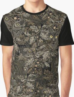 Fit In (autumn night) Graphic T-Shirt