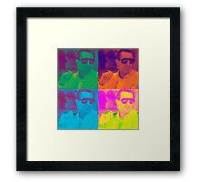 De Niro POP Framed Print
