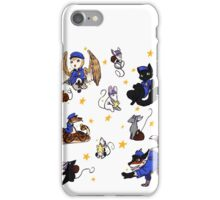 Star cops and Star Thieves iPhone Case/Skin