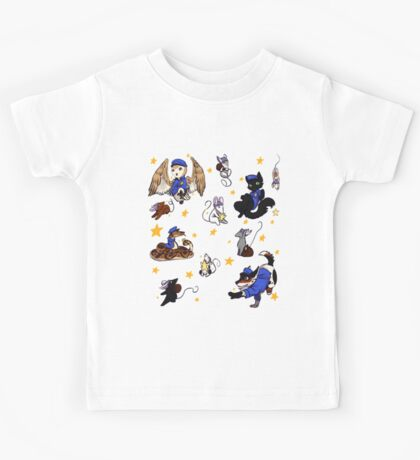 Star cops and Star Thieves Kids Tee