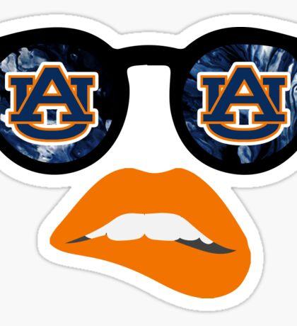 Auburn - Style 2 Sticker