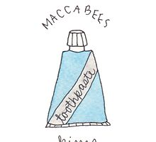 Maccabees' toothpaste by MissyW