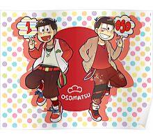 Osomatsu-san : NUMBER 1 Poster
