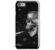 Anxiety and destruction  iPhone Case/Skin