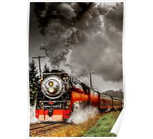 Southern Pacific Daylight Poster