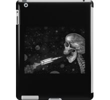 Anxiety and destruction  iPad Case/Skin