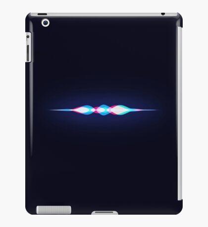 Siri. iPad Case/Skin