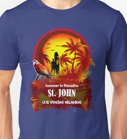 Beach Time...Beer Time...Summer Time Unisex T-Shirt
