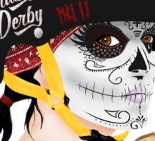 Dia de los Derby  Sticker