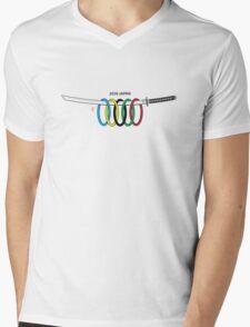 2020 Katana Mens V-Neck T-Shirt