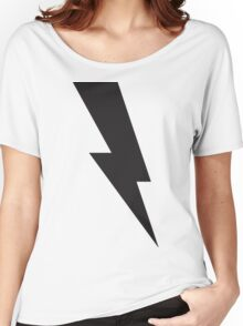 The Lightning Scar Women's Relaxed Fit T-Shirt