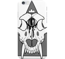 Dystopia Tank top iPhone Case/Skin