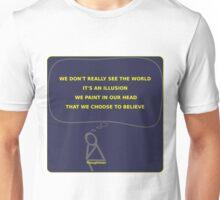 Thought Man - Sight2 Unisex T-Shirt