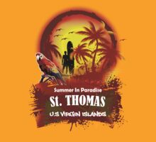St. Thomas Summer Time by 3vanjava