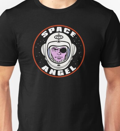 Space Angel Unisex T-Shirt