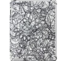 "The Artist Adamo ""RAW Sharpie Conceptual Quilting"" iPad Case/Skin"