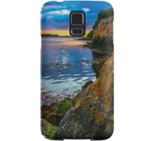 Sunset in Ballyshannon Samsung Galaxy Case/Skin