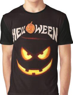 Merchandise_Helloween Graphic T-Shirt