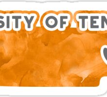 University of Tennessee - Style 3 Sticker