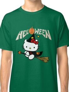 Kitty_Helloween Classic T-Shirt