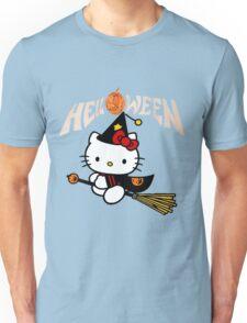 Kitty_Helloween Unisex T-Shirt