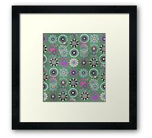 Retro Prints Framed Print