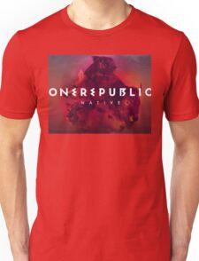 ONE REPUBLIC ALBUMS 2 Unisex T-Shirt