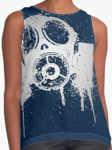 Gas mask  Contrast Tank