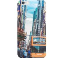 BUS TOURS iPhone Case/Skin
